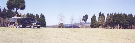 One man Camp 清和村リベラルカマブタ
