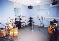 某音楽スタジオ