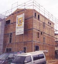 SW住宅 木造3階建